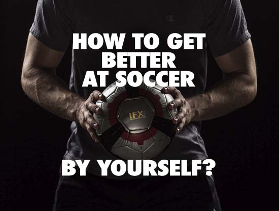 get better at soccer