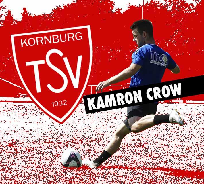 TSV Kornburg soccer player
