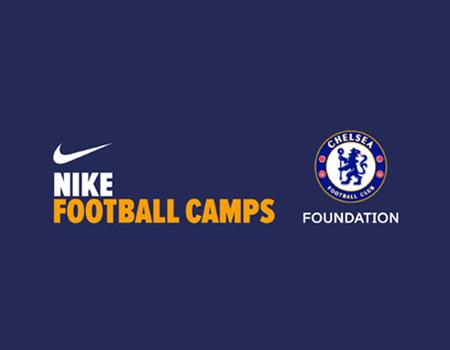 Envío Para editar Del Sur  2021 Chelsea FC Foundation Soccer Schools   Football camps in UK
