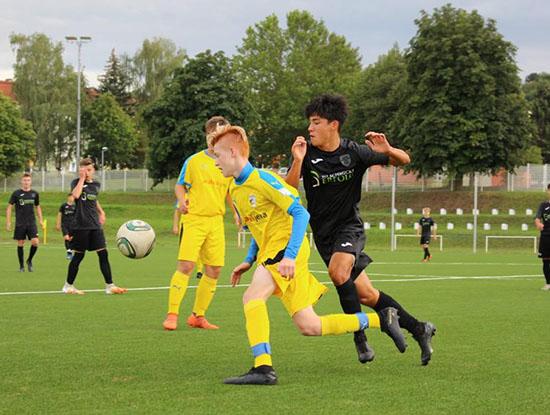 play youth Bundesliga
