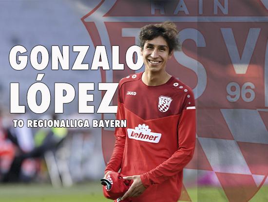gonzalo to play football to regionalliga